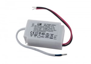 Zasilacz LED 12W 12V DC 1A mini
